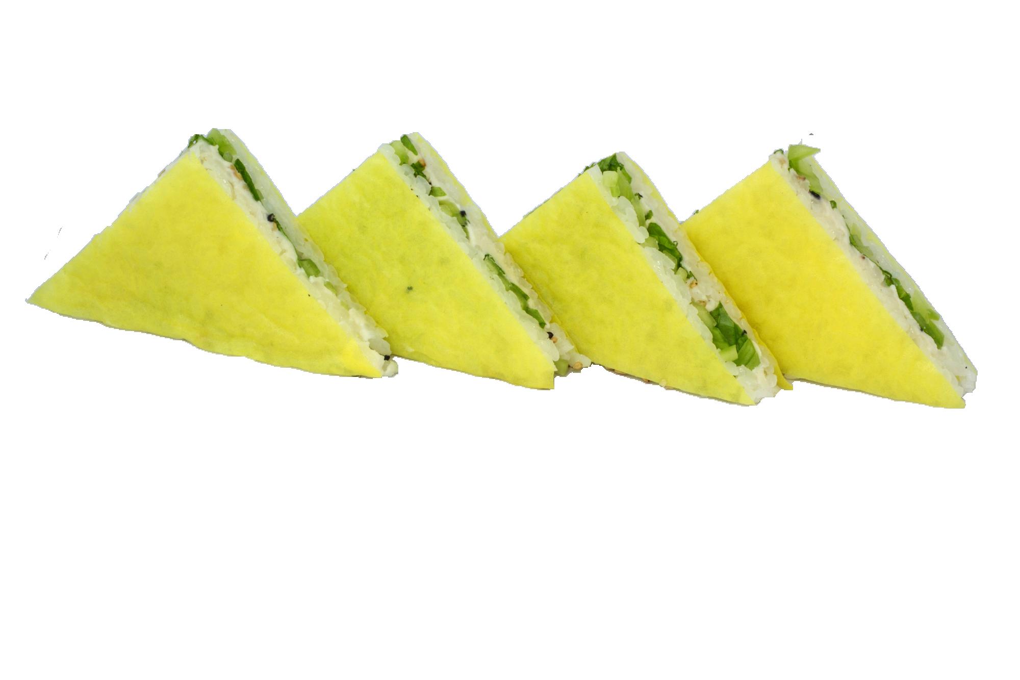 Веган сандвич 4 бр. - 160 гр.
