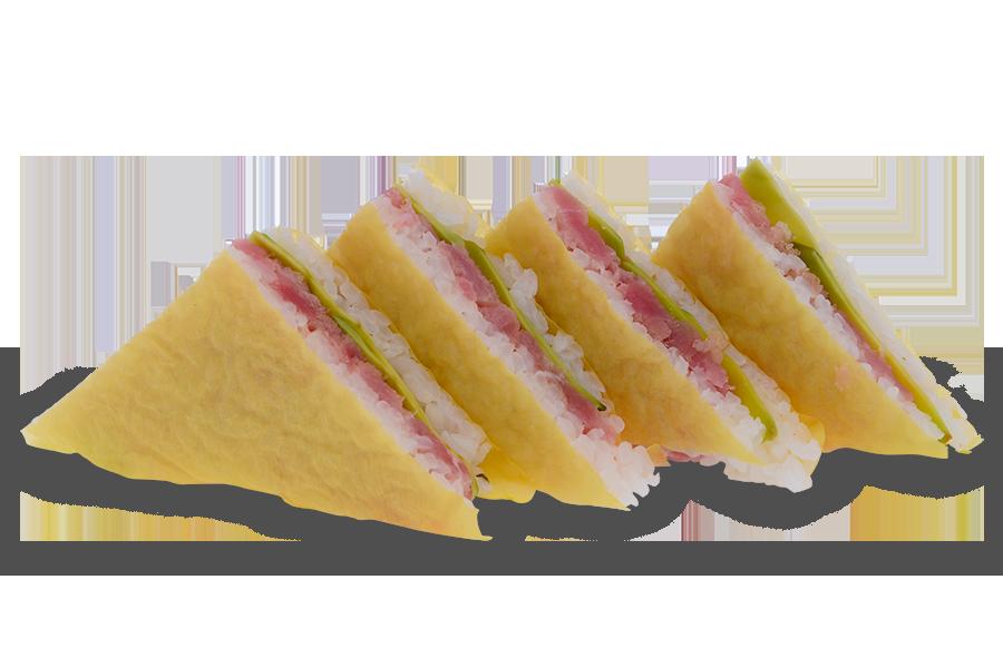 Сандвич пикантен тон 4 бр. - 160 гр.
