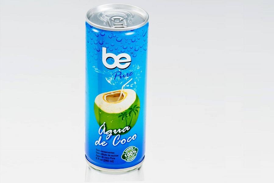 Кокосова вода Be pure 0.24 л