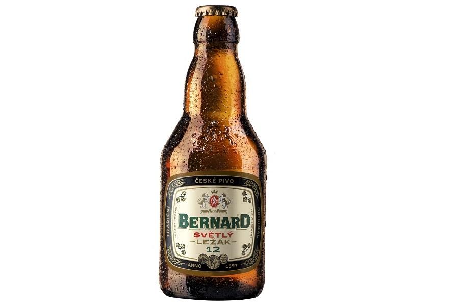 Бира Бернард Светла 0.33 л.