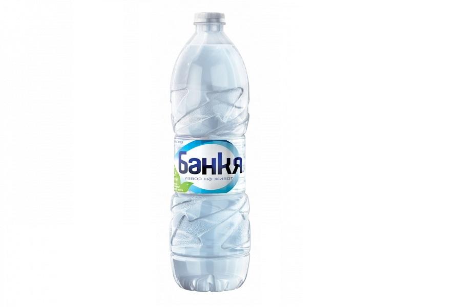 Минерална вода Банкя 1.5 л.