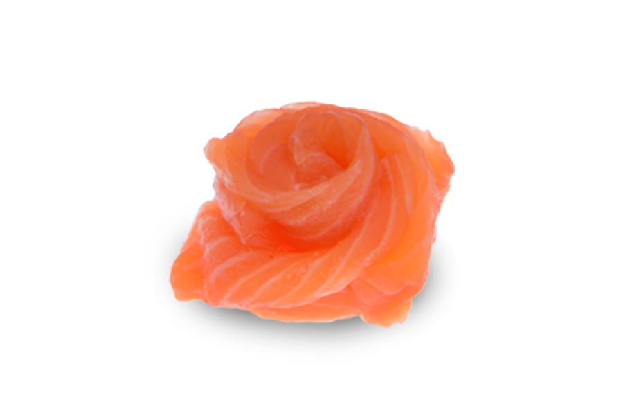 Сашими сьомга - 40 гр.