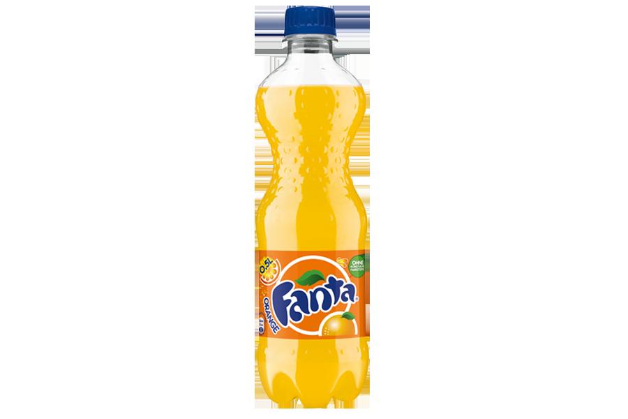 Фанта Портокал 0.5 л.
