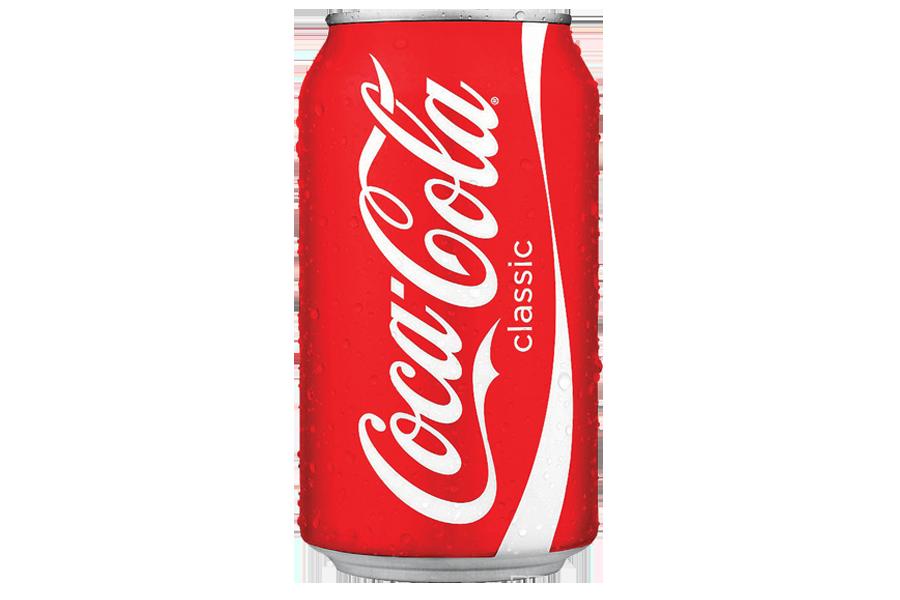 Кока Кола 0.33 л.