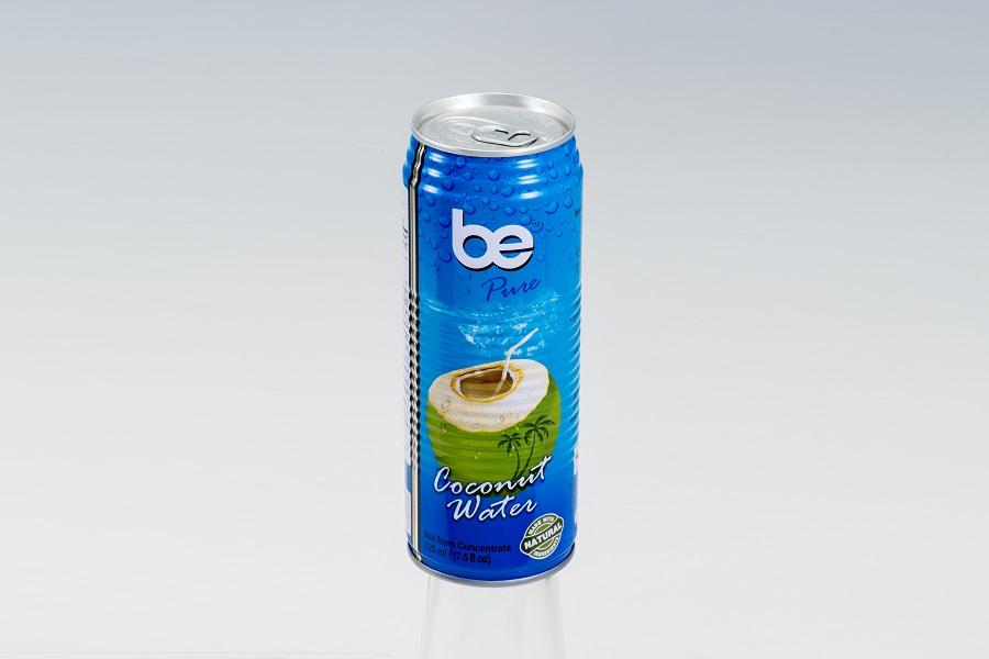 Кокосова вода Be pure 0.52 л