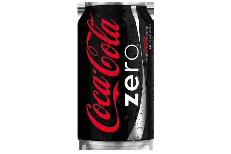 Кока Кола Zero 0.33 л.